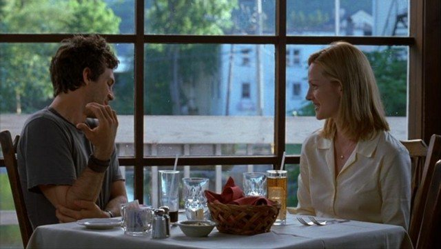 Mark Ruffalo and Laura Linney in 'You Can Count on Me'