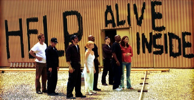 The survivors of 'Dawn of the Dead.'
