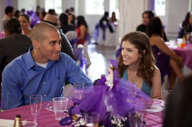 Jake Gyllenhaal and Anna Kendrick in 'End of Watch.'