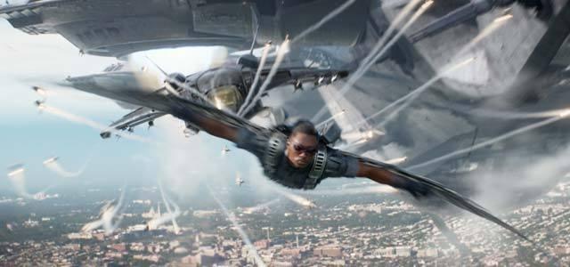Falcon - Captain America