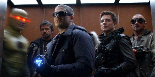 The CW Superheroes