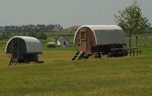 Ingalls Homestead, South Dakota