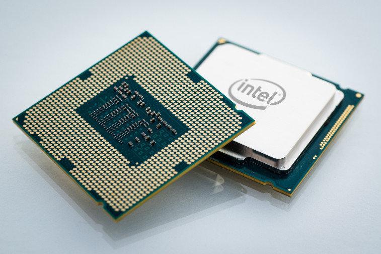 Intel CPU computer