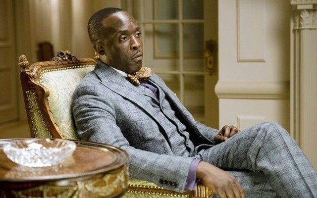 Michael K. Williams as Chalky White in 'Boardwalk Empire.'