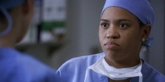 Chandra Wilson as Dr. Miranda Bailey in 'Scrubs.'