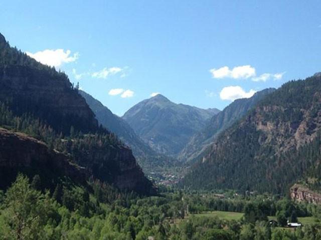 Mt. Sneffles, Colorado