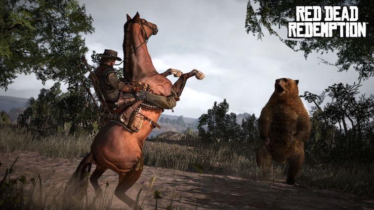 'Red Dead Redemption'   Rockstar Games