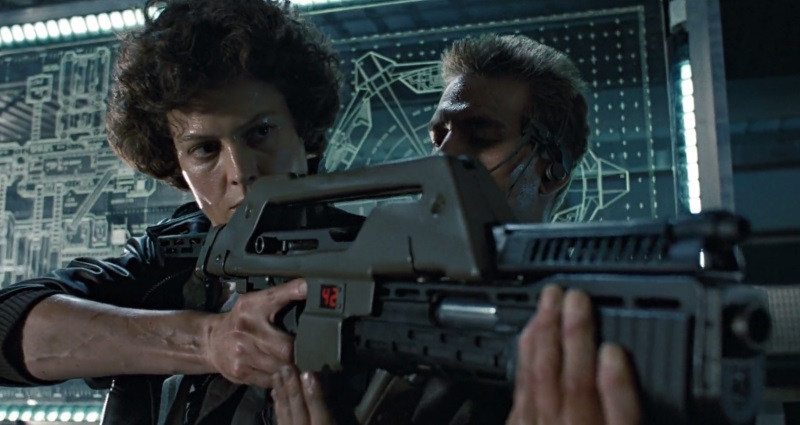 Ellen Ripley, Aliens
