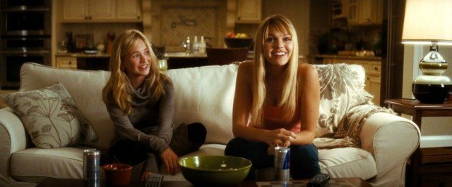 Britt Robertson in 'Scream 4.'