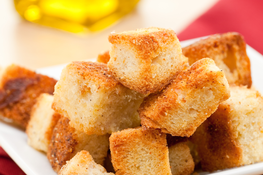 croutons are one of several grocery store foods that cost way too much