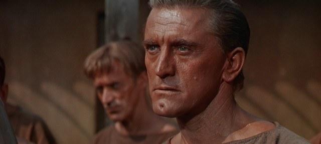Kirk Douglas in 'Spartacus.'