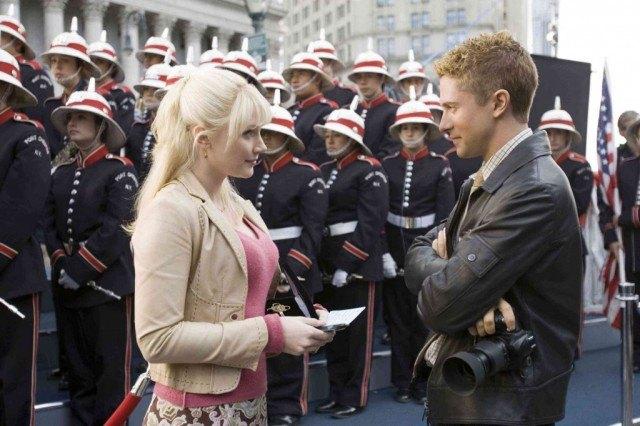 Bryce Dallas Howard as Gwen Stacey in 'Spider-Man 3.'