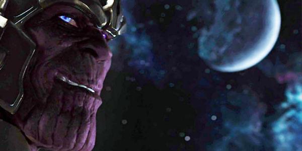 Thanos - The Infinity Gauntlet