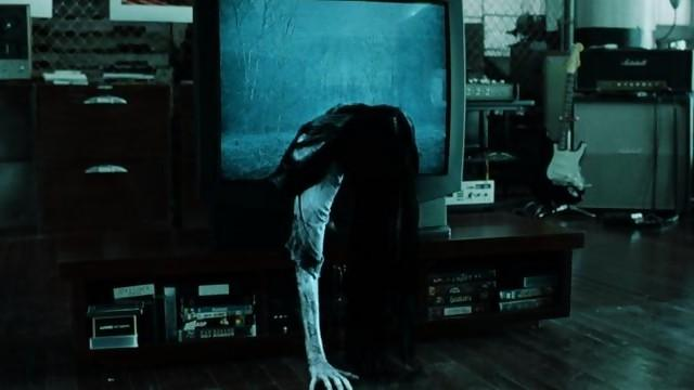American remake of the Japanese horror film, 'The Ring.'