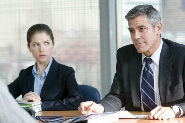 Anna Kendrick and George Clooney in 'Up in the Air'
