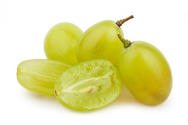 whole grapes