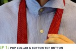 How to Tie a Tie Like a Boss