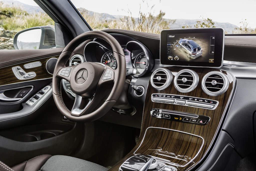 Mercedes-Benz GLC 220d 4MATIC (X 253) 2015