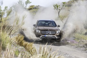 Mercedes Classes Up Its Crossover With the New GLC