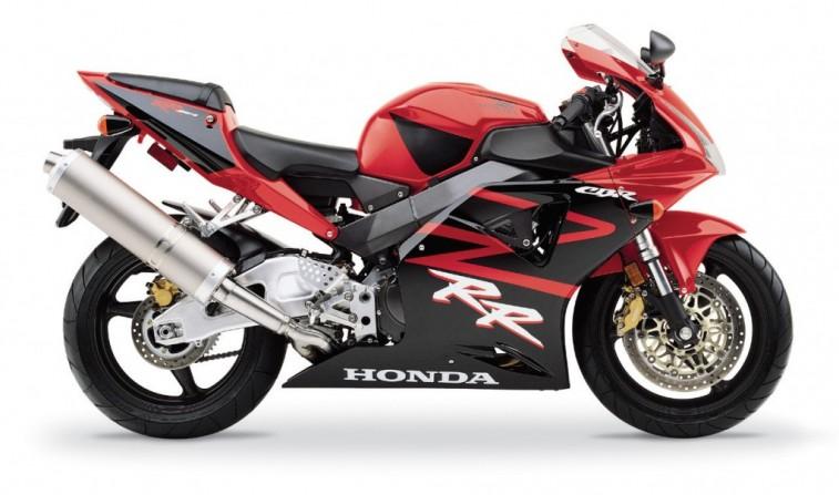 2002 Honda CBR954RR Motorcycle