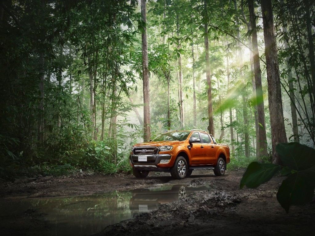 2015 Ford Ranger Wildtrak - Jungle