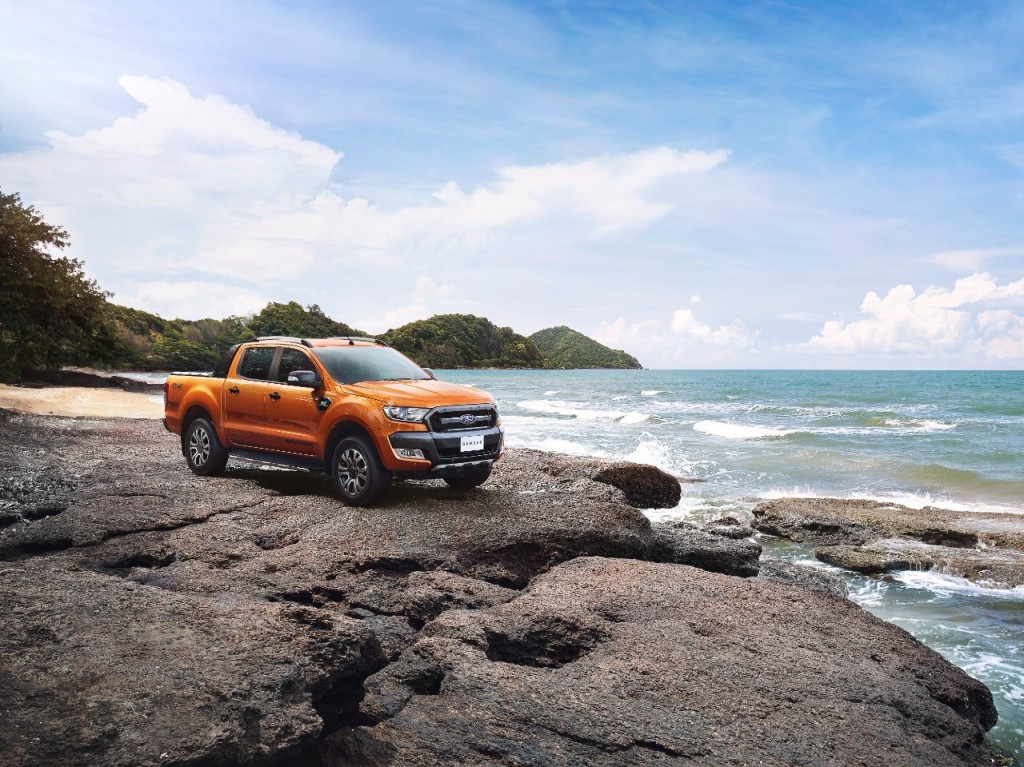 2015 Ford Ranger Wildtrak - Ocean