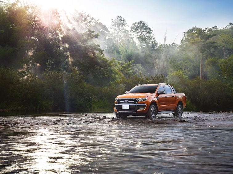 2015 Ford Ranger Wildtrak - River