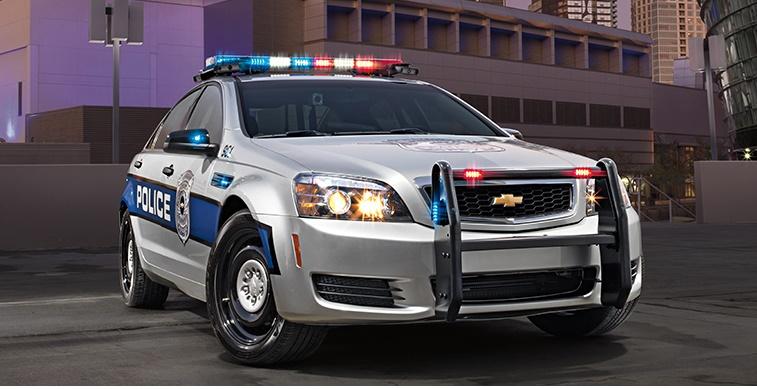 2015 Chevrolet Caprice