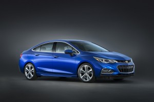 Inside Chevy's All-New Millennial-Friendly Cruze
