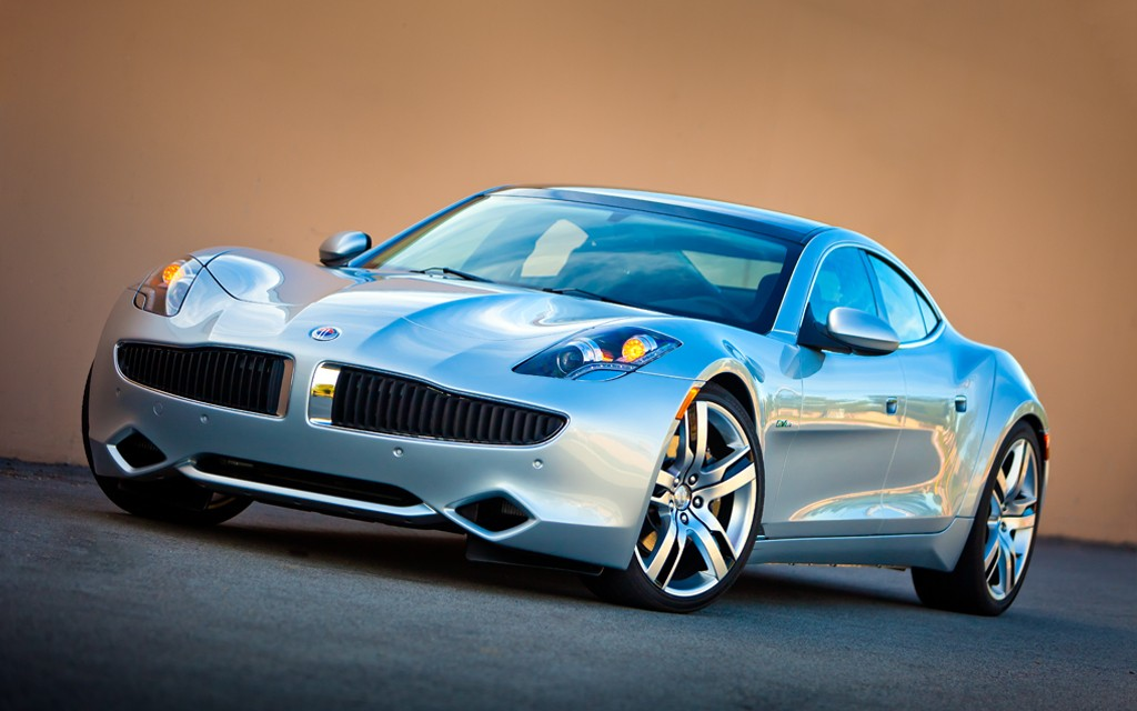 Source: Fisker
