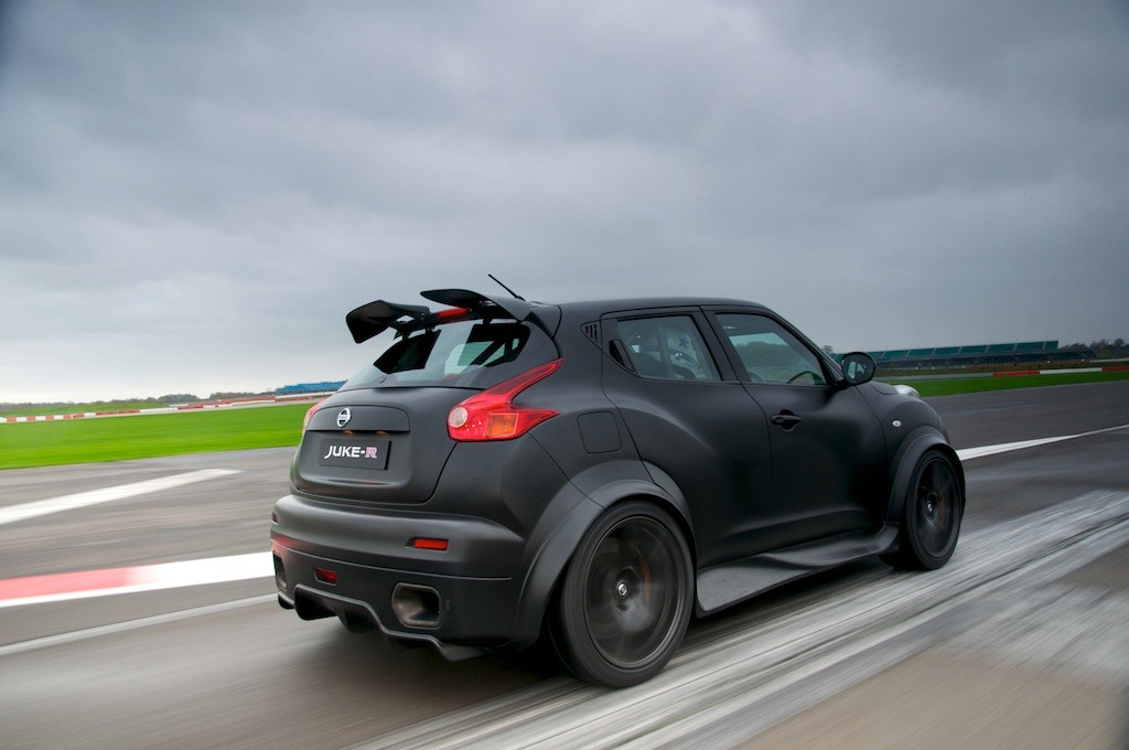 Nissan JukeR Nismo The Worlds Craziest Supercar is Back