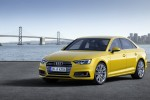 Audi's New A4 is Lighter and Larger for 2017