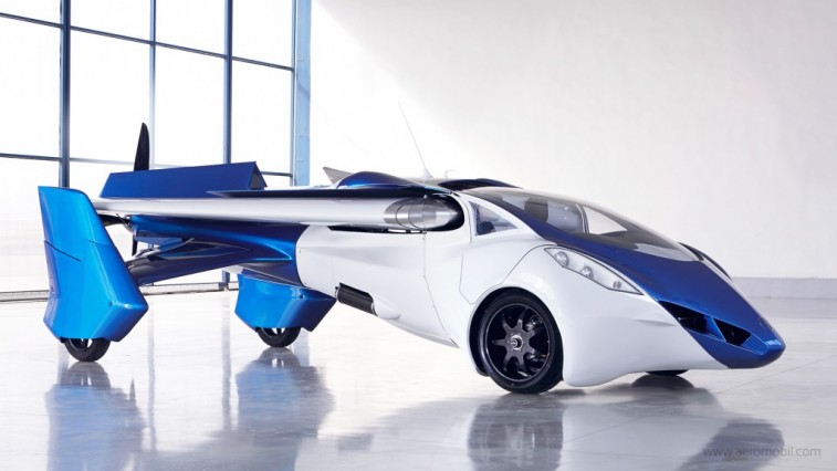 Source: Aeromobil