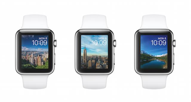 Apple Watch watchOS 2 watch faces