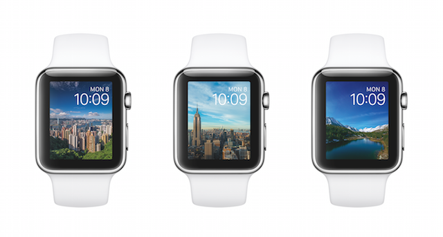 Apple Watch watchOS 2 watch faces