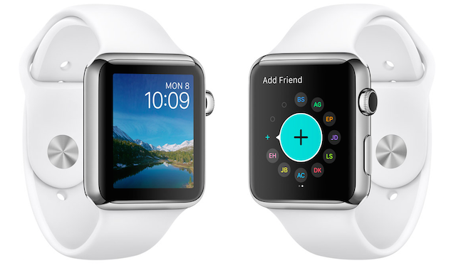 Apple previews watchOS 2 for Apple Watch