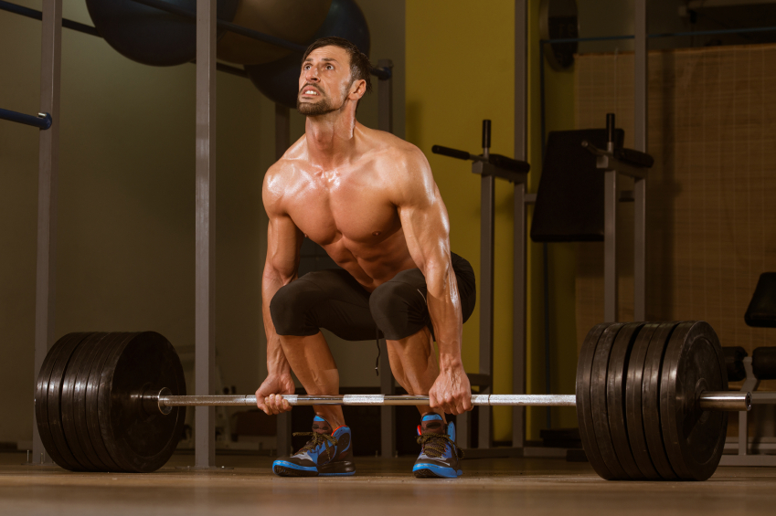 Deadlifts, weight lifting, exercise