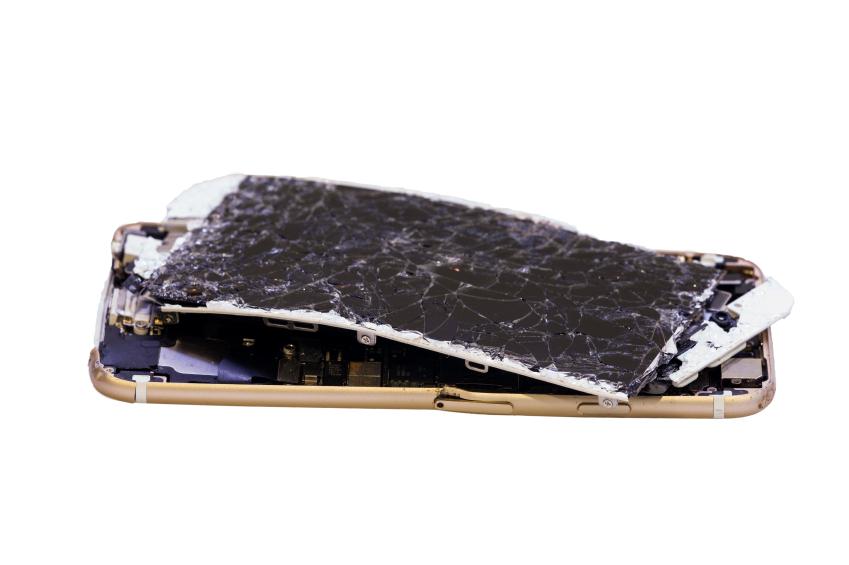 broken screen iphone sell
