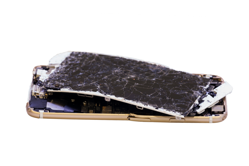 Broken iPhone   7 iPhone Mistakes You're Making Every Day