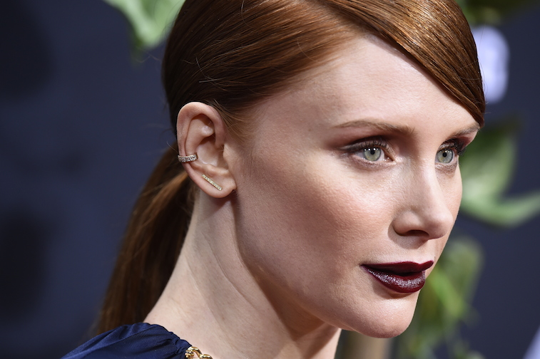 Actres Bryce Dallas Howard