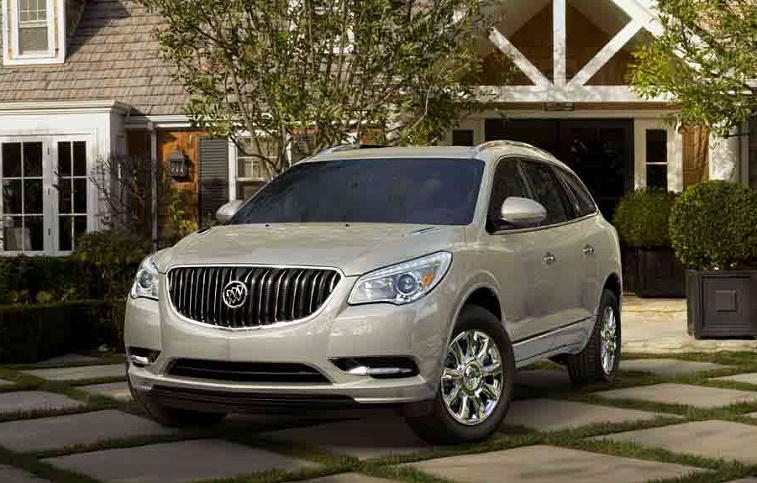 Buick Enclave ties for first on most American-made cars list