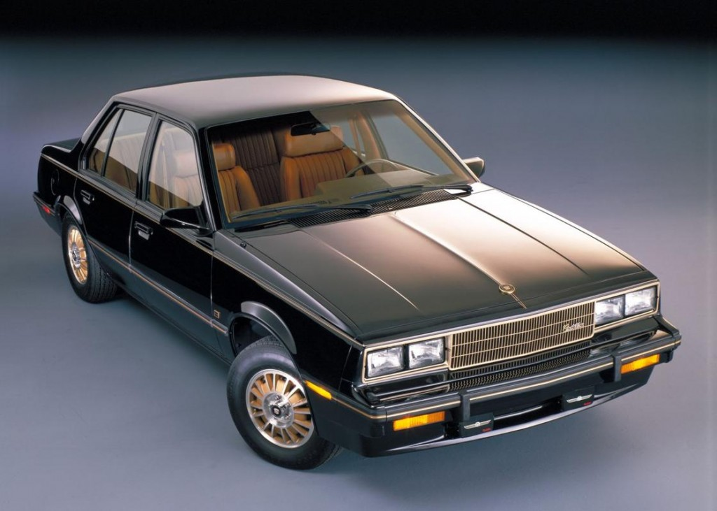 1983 Cadillac Cimarron | General Motors