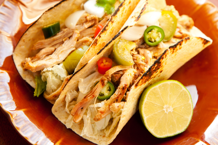 5 recipes for food truck style tacos you can make at home chicken taco forumfinder Choice Image