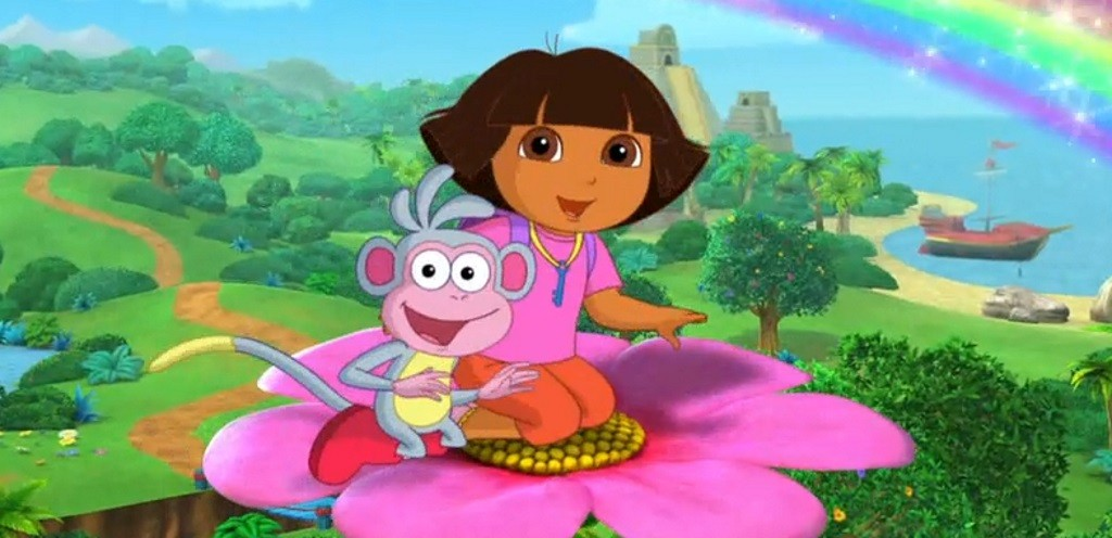 Dora the Explorer and Boots