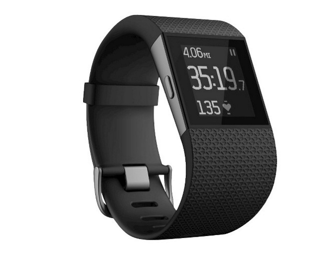 One of FitBit's many models
