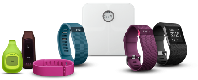 Fitbit wearable devices
