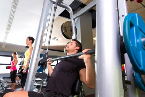 At the Gym: When to Use Machines vs. Free Weights