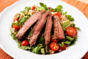 Protein-Packed Salads That Will Actually Fill You Up