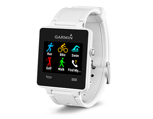 Garmin VivoActive wearable device