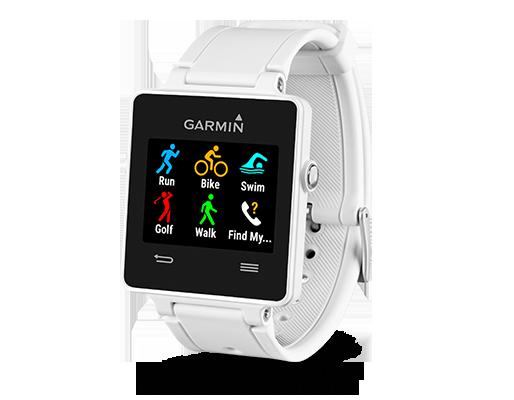 Garmin VivoActive wearable device